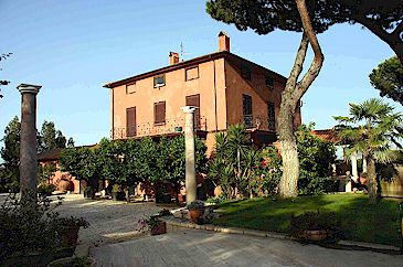 Accommodation in and near Rome